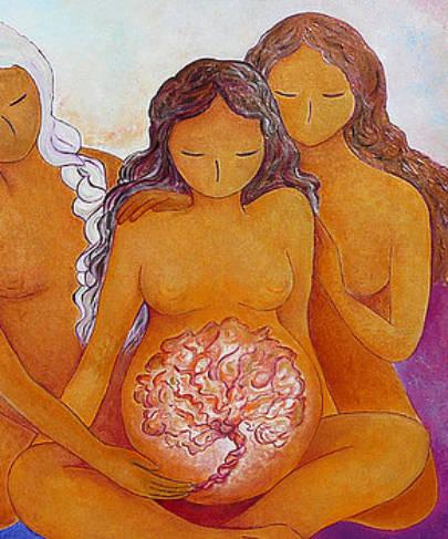 Ženskost in postavljenost vase