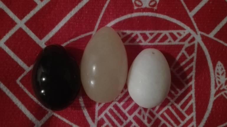 Kristalni vaginalni jajček