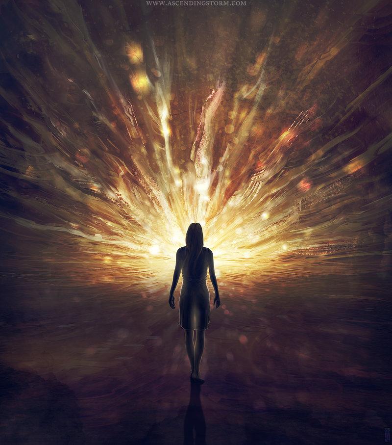 Večdimenzionalnost dušnega potovanja skozi spanje